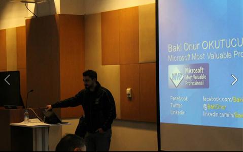 16 Kasım Microsoft Türkiye Windows 8.1 Semineri