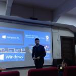 Mshowto Bahçeşehir Üniversitesi Etkinliği