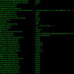 Powershell 5.0'da colored syntax özelliğini kapatmak
