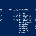 Windows Powershell Ortam Değişkenleri (ENV)
