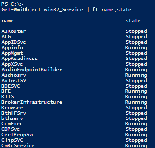 Windows Powershell ile Windows Servislerini Yönetmek – Part 2