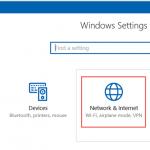 Windows 10'da Internet'I başka cihazlarla palaştırmak