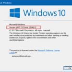Windows 10 nihayet yeni versiyonuna (Creators Update) çok yakın!