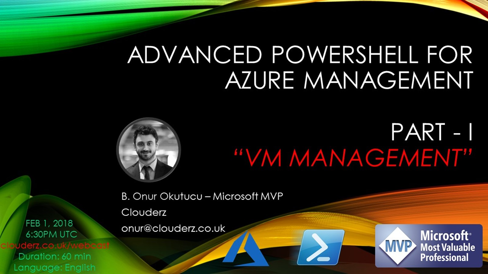 Gelismis Powershell ile Azure Yonetimi – Part I – VM Management