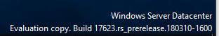 Windows Server 2019 ilk Bakis