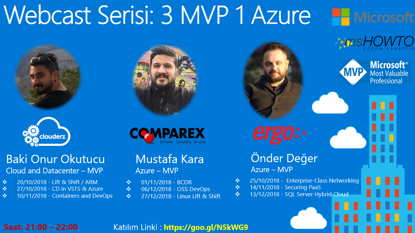 3 MVP 1 Azure