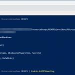 Azure CloudShell ile VM'ler uzerinde komut kosturmak