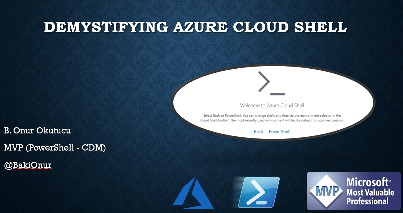 03 Ekim Azure Cloud Shell Webineri