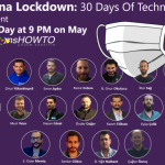 Corona Lockdown : 30 Days of Technology: Uygulamalar Dünyası